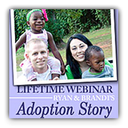 Twice Blessed by Adoption