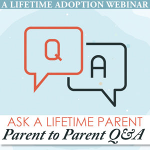 Peer-to-Peer Adoption Webinar