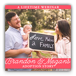 When You Know It's Meant to Be: Brandon & Megan's Adoption Story